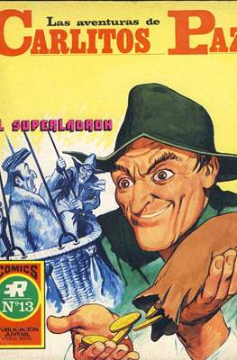 Historias Gáficas para Jóvenes (Serie Roja B) (Grapa. 1973) #13