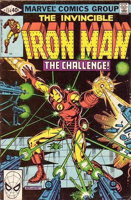 Iron Man Vol. 1 (1968-1996) (Comic book) #134