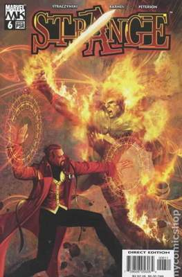Strange Vol. 1 (2004-2005) (Comic Book) #6