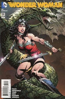 Wonder Woman Vol. 4 (2011-2016) (Comic Book) #51