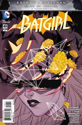 Batgirl Vol. 4 (2011-2016) (Comic-Book) #49