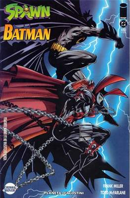 Spawn / Batman. Línea Crossover