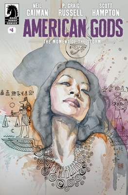 American Gods: The Moment of the Storm (Variant Cover) (Comic Book 32 pp) #4