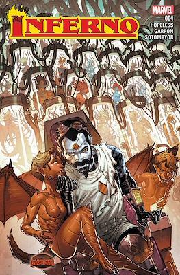 Inferno (Comic-book) #4
