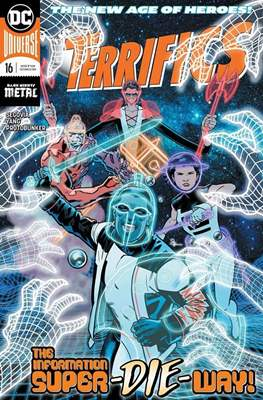 The Terrifics (2018) (Comic Book) #16