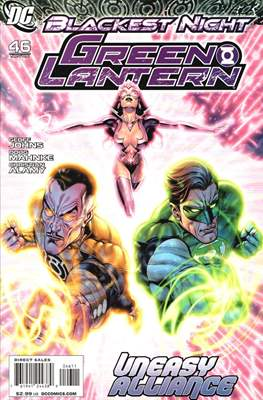 Green Lantern Vol. 4 (2005-2011) (Comic book) #46