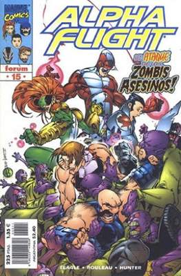 Alpha Flight Vol. 2 (1998-1999) (Grapa) #15