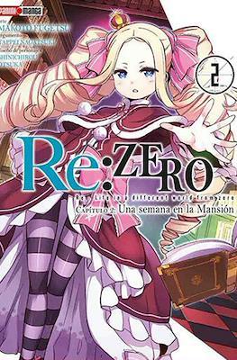 Re: Zero - Capítulo 2: Una semana en la Mansión #2