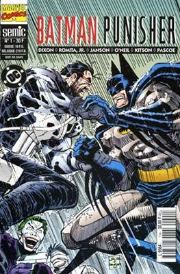 Batman / Punisher