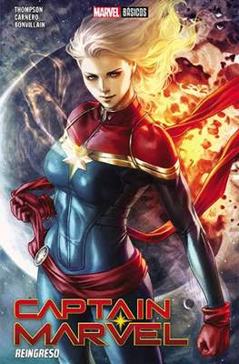 Captain Marvel - Marvel Básicos