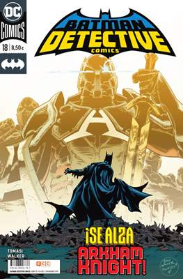 Batman: Detective Comics. Renacimiento (Rústica 72 pp) #18