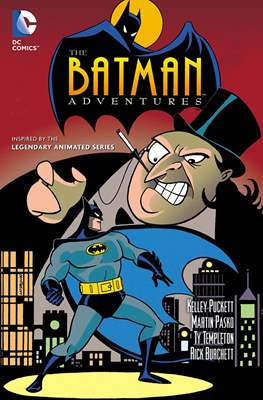 The Batman Adventures (Softcover) #1