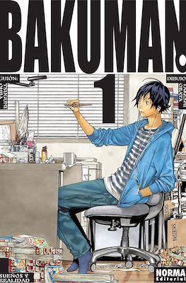 Bakuman (Rústica con sobrecubierta) #1