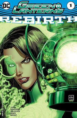 Green Lanterns: Rebirth (2016)