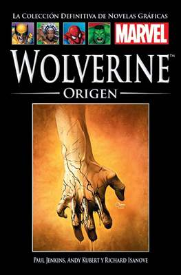 La Colección Definitiva de Novelas Gráficas Marvel #23