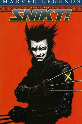 Marvel Legends Wolverine (Softcover) #5