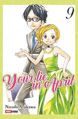 Your Lie in April (Rústica) #9
