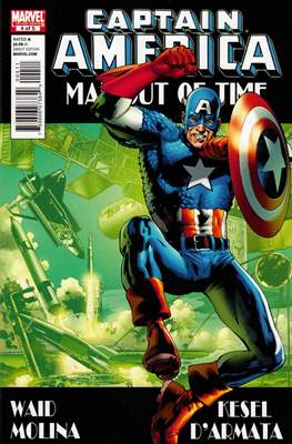 Captain America: Man Out of Time (Comic-book) #4
