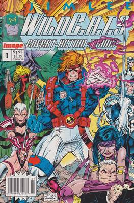 WildC.A.T.S Vol. 1 (Comic Book) #1