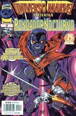 Universo Marvel presenta a (Grapa. 17x26. 24 páginas. Color.) #8