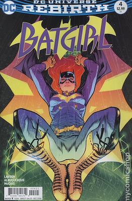 Batgirl Vol. 5 (2016- Variant Cover) #4