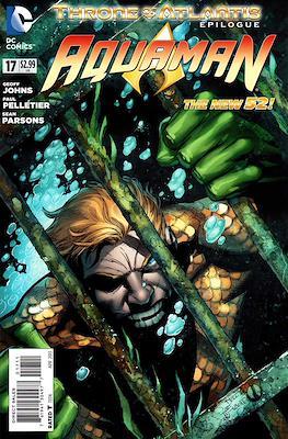 Aquaman Vol. 7 (2011-2016) (Comic-book) #17