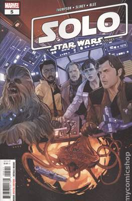 Solo. A Star Wars Story (Comic Book) #5