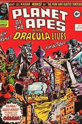 Planet of the Apes (Comic Book) #93