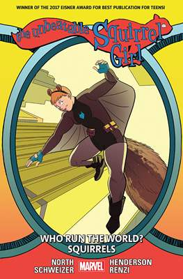 The Unbeatable Squirrel Girl (Digital collected) #6