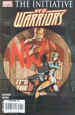 New Warriors Vol 4 #1