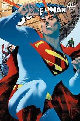 Superman. Nuevo Universo DC / Renacimiento. Portadas alternativas (Grapa) #100/21