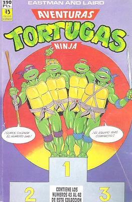 Aventuras Tortugas Ninja (Retapado, rústica) #8