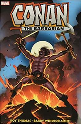 Conan The Barbarian: The Original Marvel Years