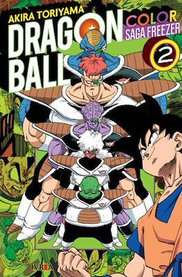 Dragon Ball Color: Saga Freezer #2