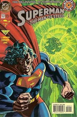 Superman: The Man of Steel (Comic book) #0