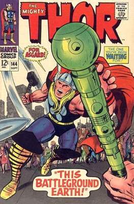 Journey into Mystery / Thor Vol 1 #144