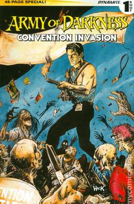 Army of Darkness, Convention Invasion