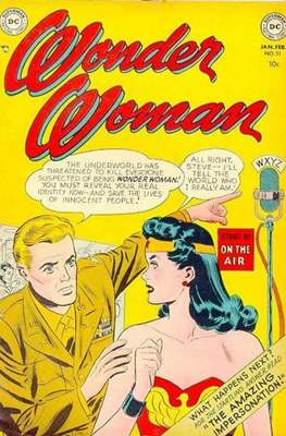Wonder Woman Vol.1 (1942-1986; 2020-) (Comic Book) #51
