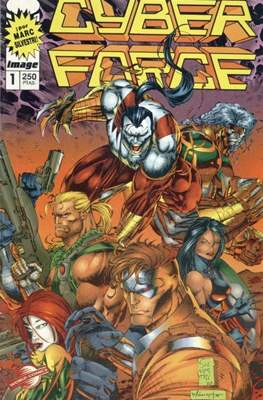 Cyberforce Vol. 1 (1994-1996) #1