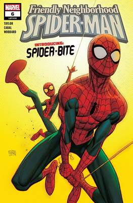 Friendly Neighborhood Spider-Man Vol. 2 (Comic Book) #6