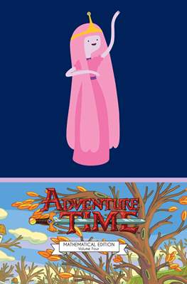 Adventure Time: Mathematical Edition (Hardcover) #4