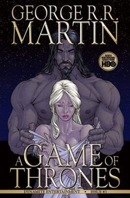 A Game of Thrones (Grapa) #3
