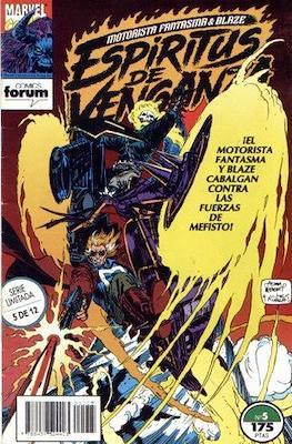 Espíritus de Venganza (1993-1994) (Grapa. 17x26. 24 páginas. Color.) #5
