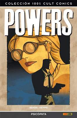 Powers. 100% Cult Comics (Rústica 128-240 pp) #9