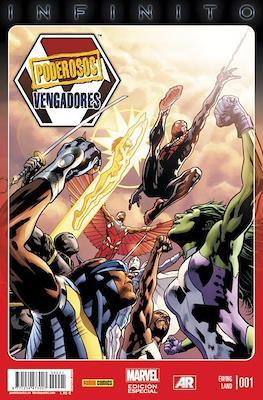 Poderosos Vengadores Vol. 2 #1 Edición Especial