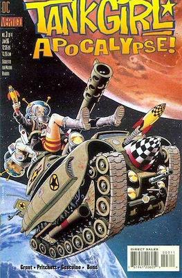 Tank Girl: Apocalypse (Comic Book) #3