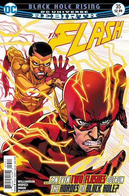 The Flash Vol. 5 (2016-2020) (Comic Book) #35