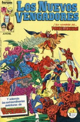 Los Nuevos Vengadores Vol. 1 (1987-1994) (Grapa 32 pp) #5