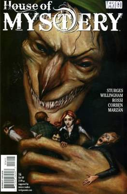 House of Mystery vol. 2 (grapa) #16