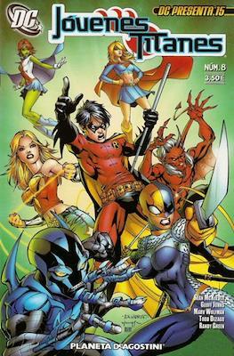 Jóvenes Titanes (2007-2009) (Grapa, 48 páginas) #8